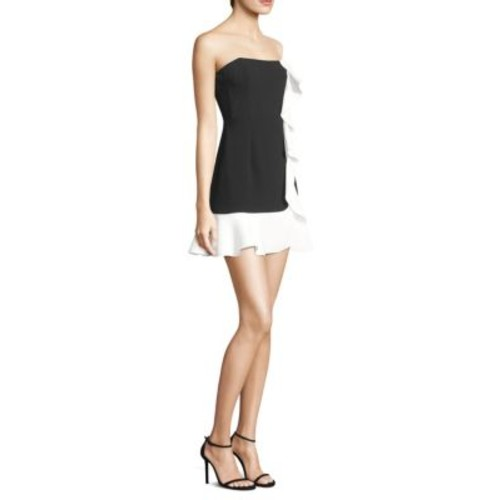 RACHEL ZOE Ashby Ruffle Dress