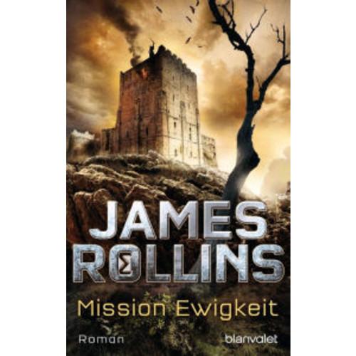 Mission Ewigkeit: Roman