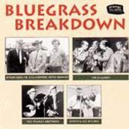 Bluegrass Breakdown: Newport Folk Festival [CD]