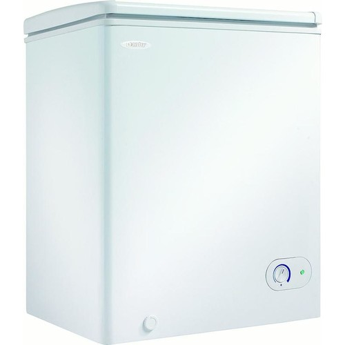 Danby 3.8 cu ft Chest Freezer, White