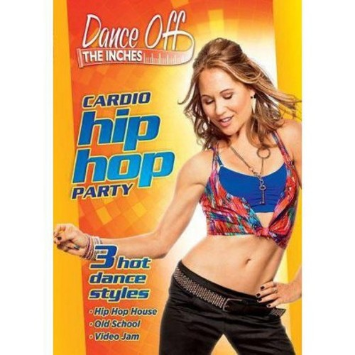 Dance off the inches:Cardio hip hop p (DVD)