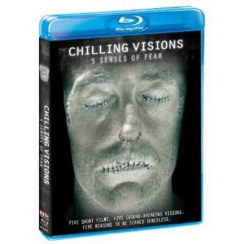 Chilling Visions: 5 Senses of Fear [Blu-ray] [2013]