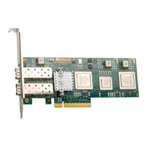 Myricom 10G-PCIE2-8C2-2S - Network adapter - PCIe 2.0 x8 low profile - 10Gb Ethernet x 2