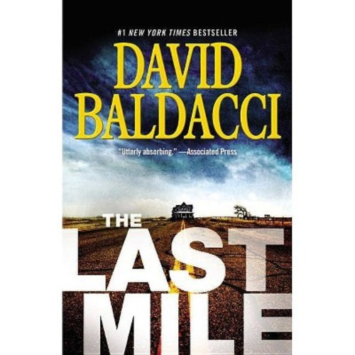 The Last Mile (Paperback) by David Baldacci