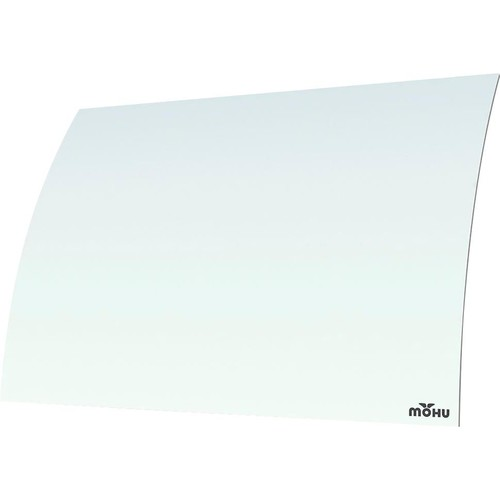 Mohu - Arc Indoor Curved HDTV Antenna - Black/White