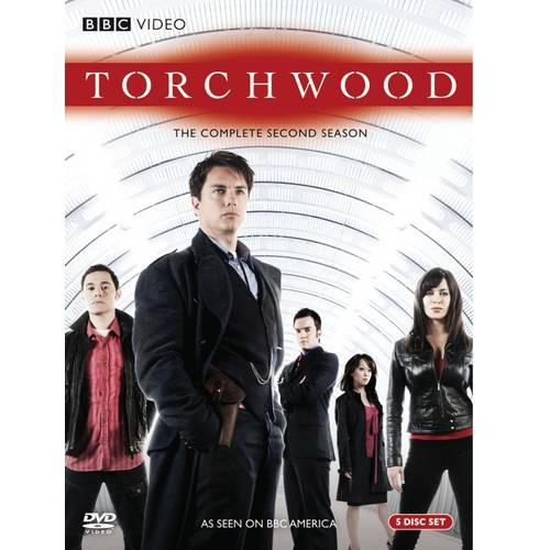 Torchwood: The Complete Second Season [5 Discs] [DVD]