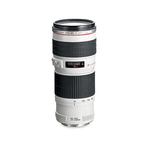 Canon EF 70-200mm f/4L USM L Series telephoto zoom lens for Canon EOS SLR cameras