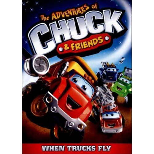 The Adventures Of Chuck & Friends: When Trucks Fly (DVD) [The Adventures Of Chuck & Friends: When Trucks Fly DVD]