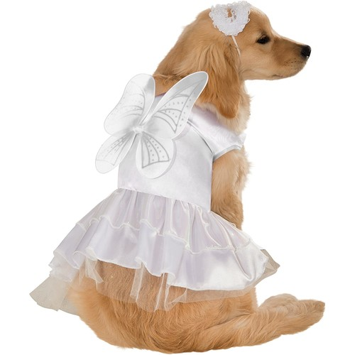 Rubie's Pet Costume, Small, Angel
