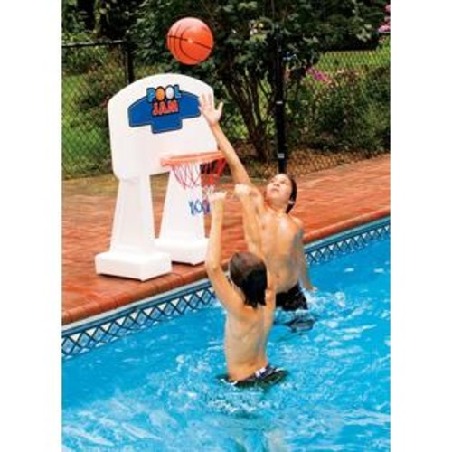 Blue Wave Pool Jam Basketball Game Pool Toy