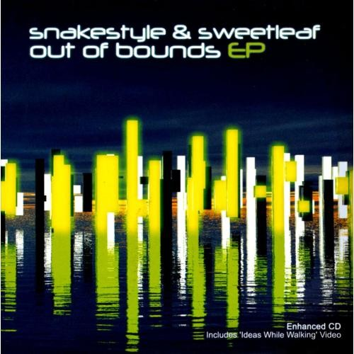 Out Of Bounds [CD]