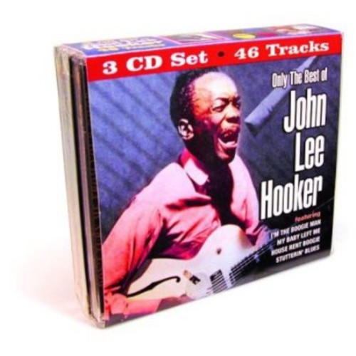Only the Best of John Lee Hooker