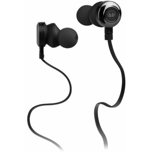 Monster ClarityHD High-Performance Earbuds - Black