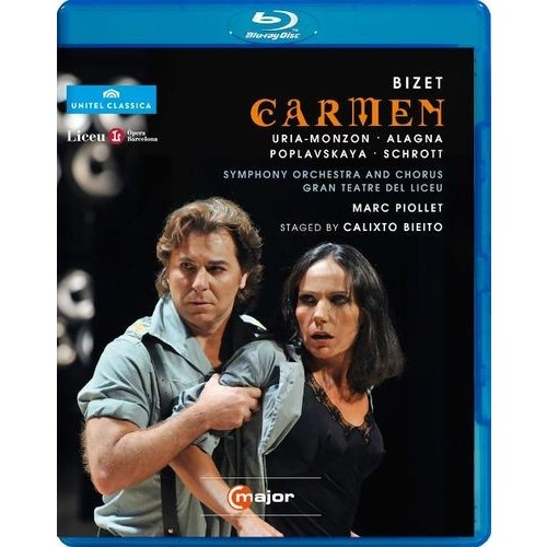 Bizet: Carmen [Video] [Blu-Ray Disc]