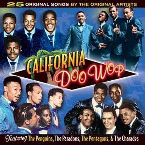 California Doo Wop [CD]