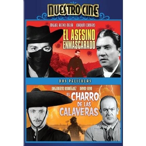 El Asesino Enmascarado/ El Charro De Las Calaveras - Double Feature