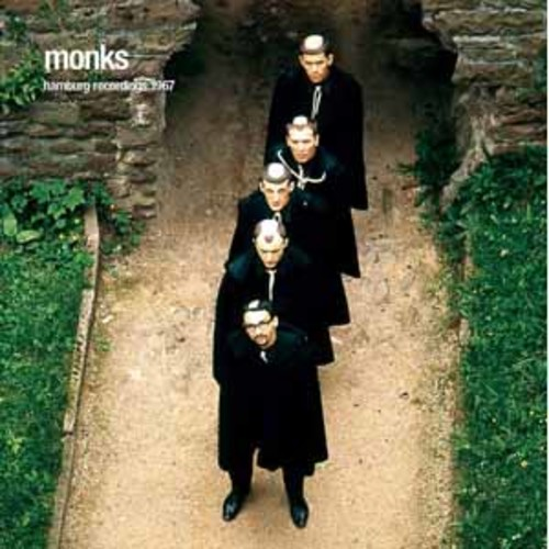 The Monks - Hamburg Recordings 1967 [Vinyl]