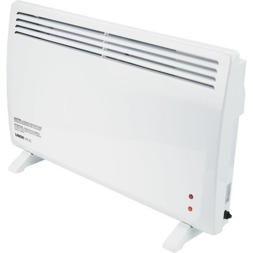 ProFusion Heat Wall-Mount/Freestanding Convection Heater with Thermostat  5,100 BTU,
