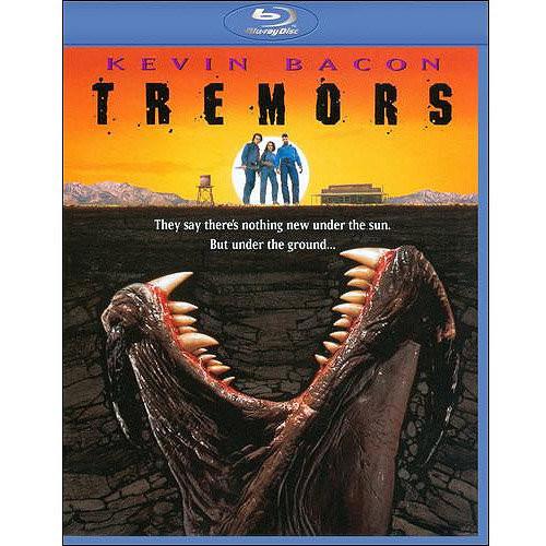 Tremors [Blu-ray]: Kevin Bacon, Fred Ward, Ron Underwood, Finn Carter: Movies & TV