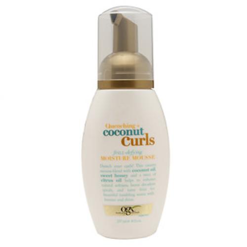 Coconut Curls Moisture Mousse