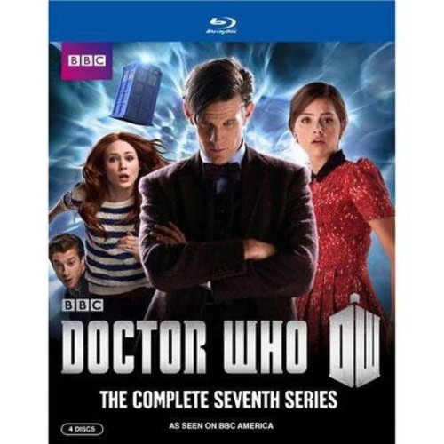 Doctor Who: The Complete Series Seven [4 Discs] [Blu-ray]