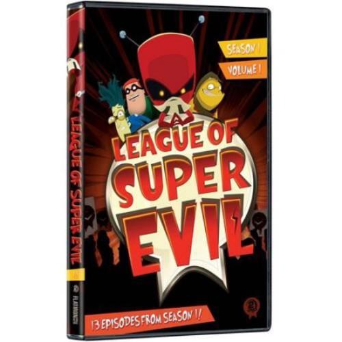 League Of Super Evil: Season One - Volume One