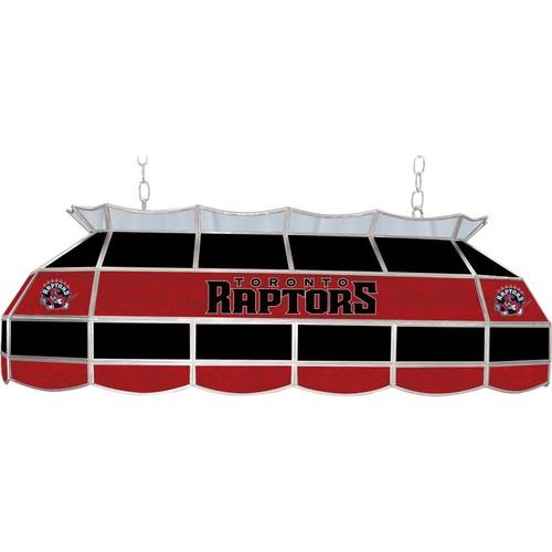 NBA(CANONICAL) Toronto Raptors 40 inch Stained Glass Tiffany Style Lamp