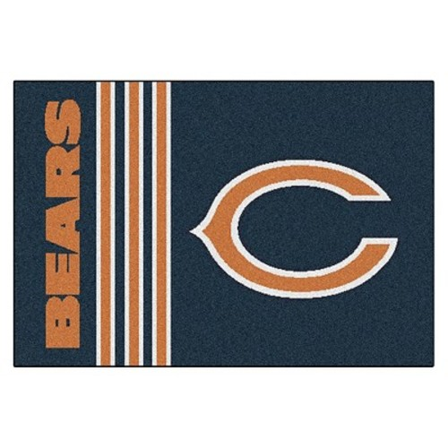 Chicago Bears Accent Rug - 18X30
