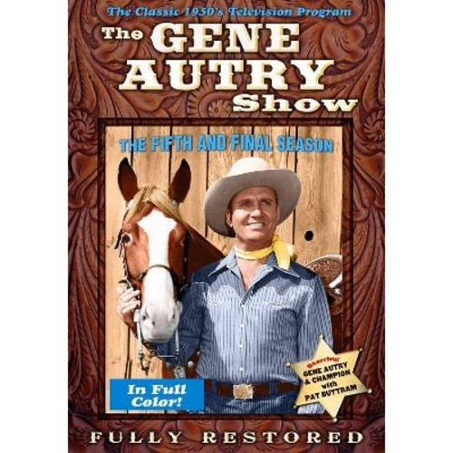 The Gene Autry Show: The Complete Series (DVD)