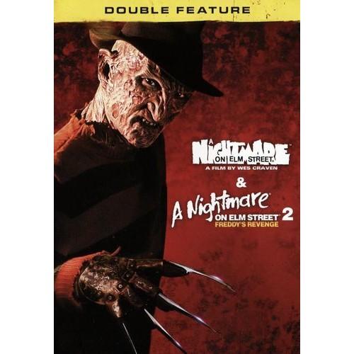 A Nightmare on Elm Street/A Nightmare on Elm Street 2 [DVD]