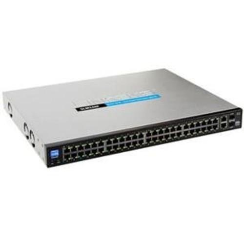 SF 200-48P 48-Port 10/100 PoE (SLM248PT-NA) -