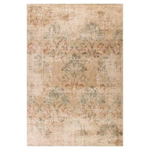 Kas Rugs Driftwood Ivory 3 ft. 3 in. x 4 ft. 11 in. Area Rug