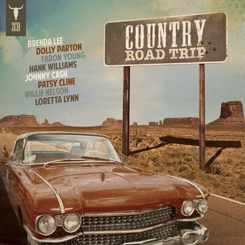 Country Road Trip [CD]