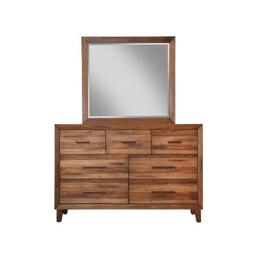 Alpine Furniture Origins Trinidad 7-drawer Dresser