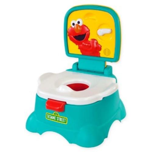 Sesame Street Elmo Hooray 3-in-1 Potty in Blue/Yellow