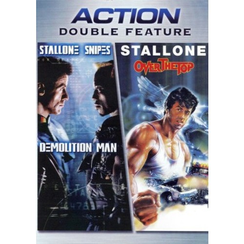 Demolition Man/Over the Top [DVD]