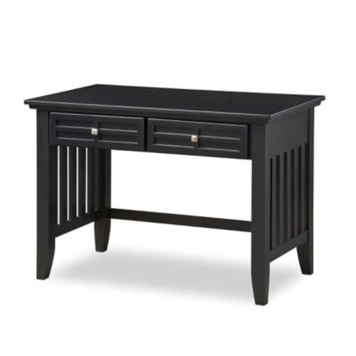 Home Styles Arts and Crafts Poplar Solids and Engineered Wood Student Desk