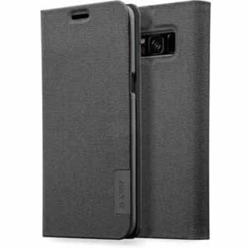 Laut Apex Knit Versatile Folding Stand Case for Samsung Galaxy S8 - Granite