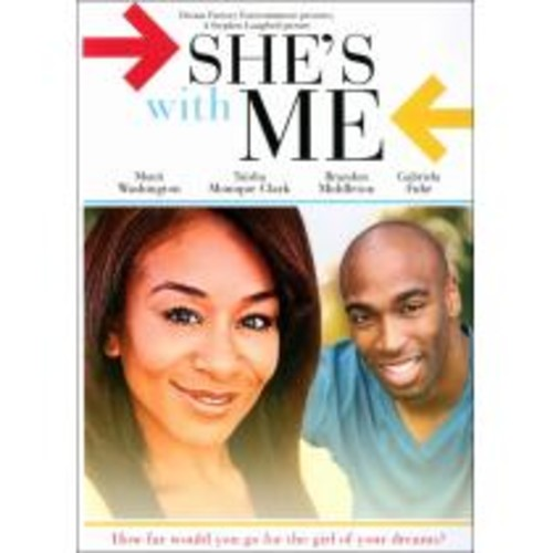She's With Me [DVD] [2013]
