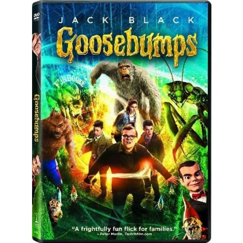 Goosebumps (DVD)
