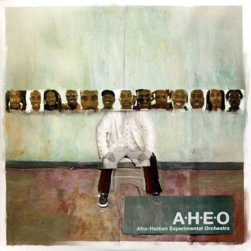 Afro-Haitian Experimental Orchestra [CD]