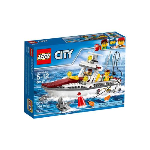 LEGO City Fishing Boat #60147