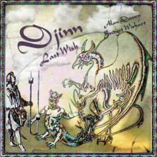 Djinn - Last Wish [Audio CD]