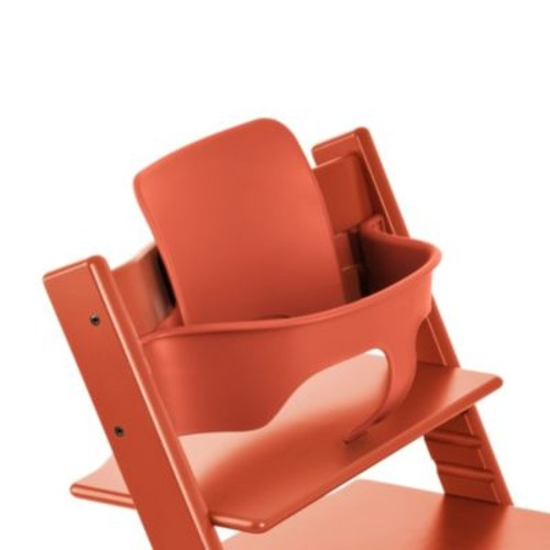 Stokke Tripp Trapp Baby Set in Lava Orange