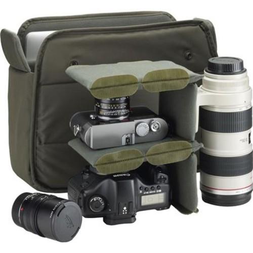 Billingham Eventer Camera Bag Insert, Olive
