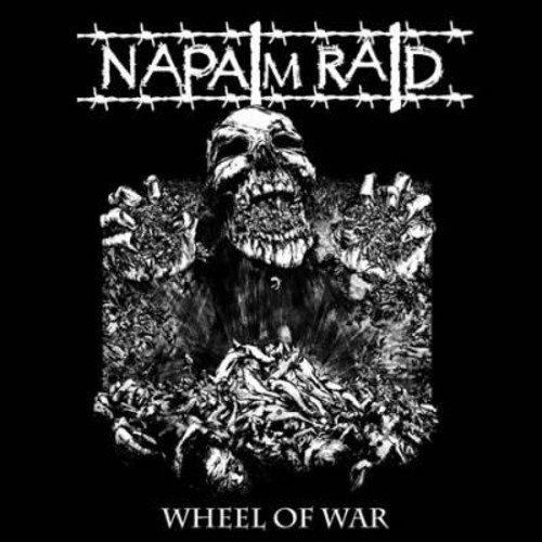 Napalm Raid - Wheel Of War (CD)