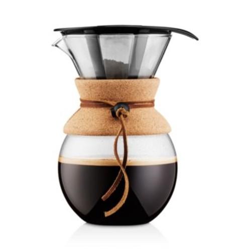 34oz Cork Pour Over Coffee Maker