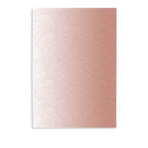 Paseo Embossed Ombre Notebook