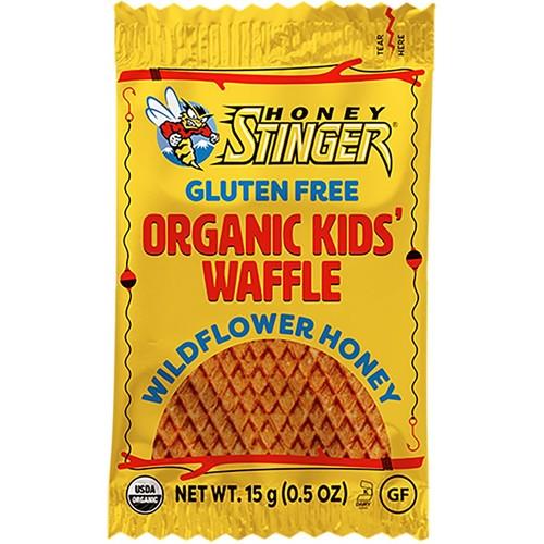 Honey Stinger Kids' Gluten Free Organic Waffles - 6-Pack