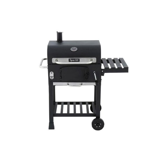 Dyna-Glo Compact Charcoal Grill in Black